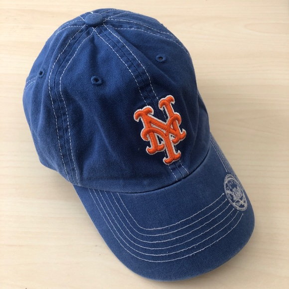 finest selection 62f82 b7326 Authentic vintage New York Mets baseball cap. M 5c65a786c2e9fed3c09a94f3